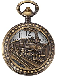 Mens Pocket Watches | Amazon.com