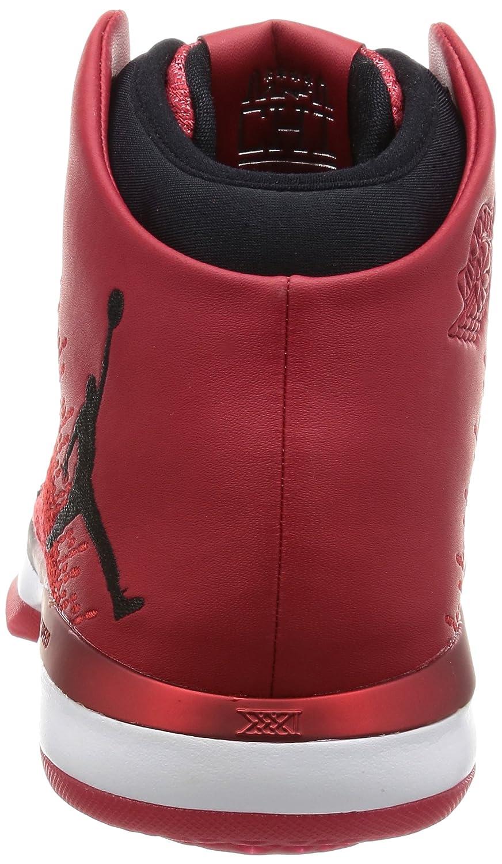 buy online 46c49 3a4fc Amazon.com   Nike Mens Air Jordan XXXI Basketball Shoes Varsity Red Black White  845037-600 Size 10.5   Basketball