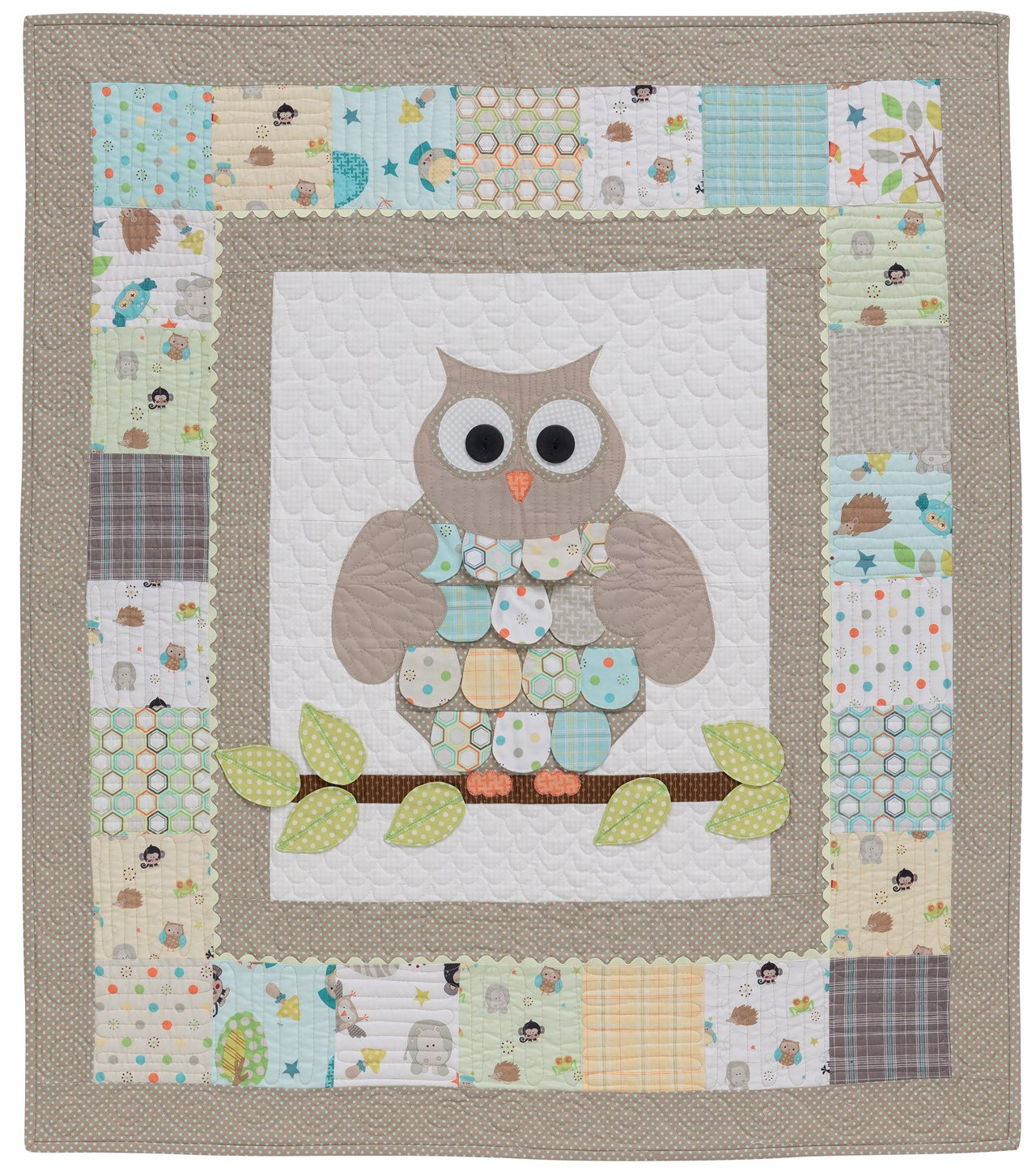 Baby Quilt Pattern Custom Inspiration