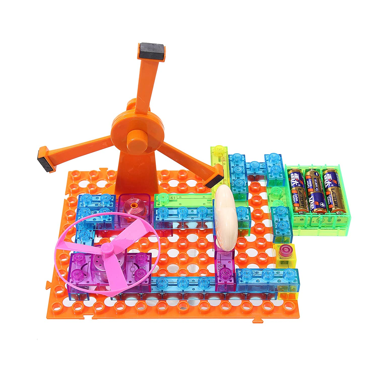 Pantheon Circuits For Kids Stem Science Electronic Snap Snaptricity Kit Build 75 Projects Circuit Toy 600 Age 8 9 10 11 12 To 15 Year Old 64 Pieces Office