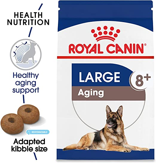 Royal Canin Large Aging Dry Dog Food - The Best Dog Food for Big and Senior Dogs