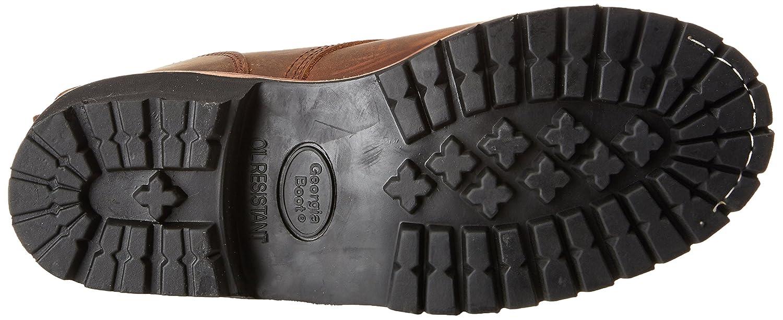 Georgia B01936XZSA GB00065 Mid Calf Boot B01936XZSA Georgia 11.5 M US|Brown a1d616