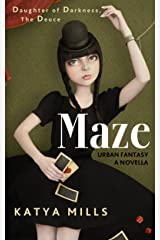 Maze (Daughter of Darkness Book 2) Kindle Edition
