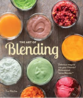 Vitamix whole food recipes vitamix 0791623317803 amazon books the art of blending delicious ways to use your vitamix professional series blender forumfinder Choice Image