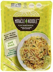 MIRACLE NOODLE Ready To Eat Pad Thai, 10 OZ