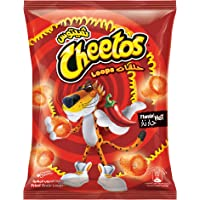 Cheetos Loops Flaming Hot, 90 gm