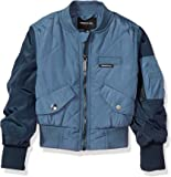 Members Only Girls' Quilted Bomber