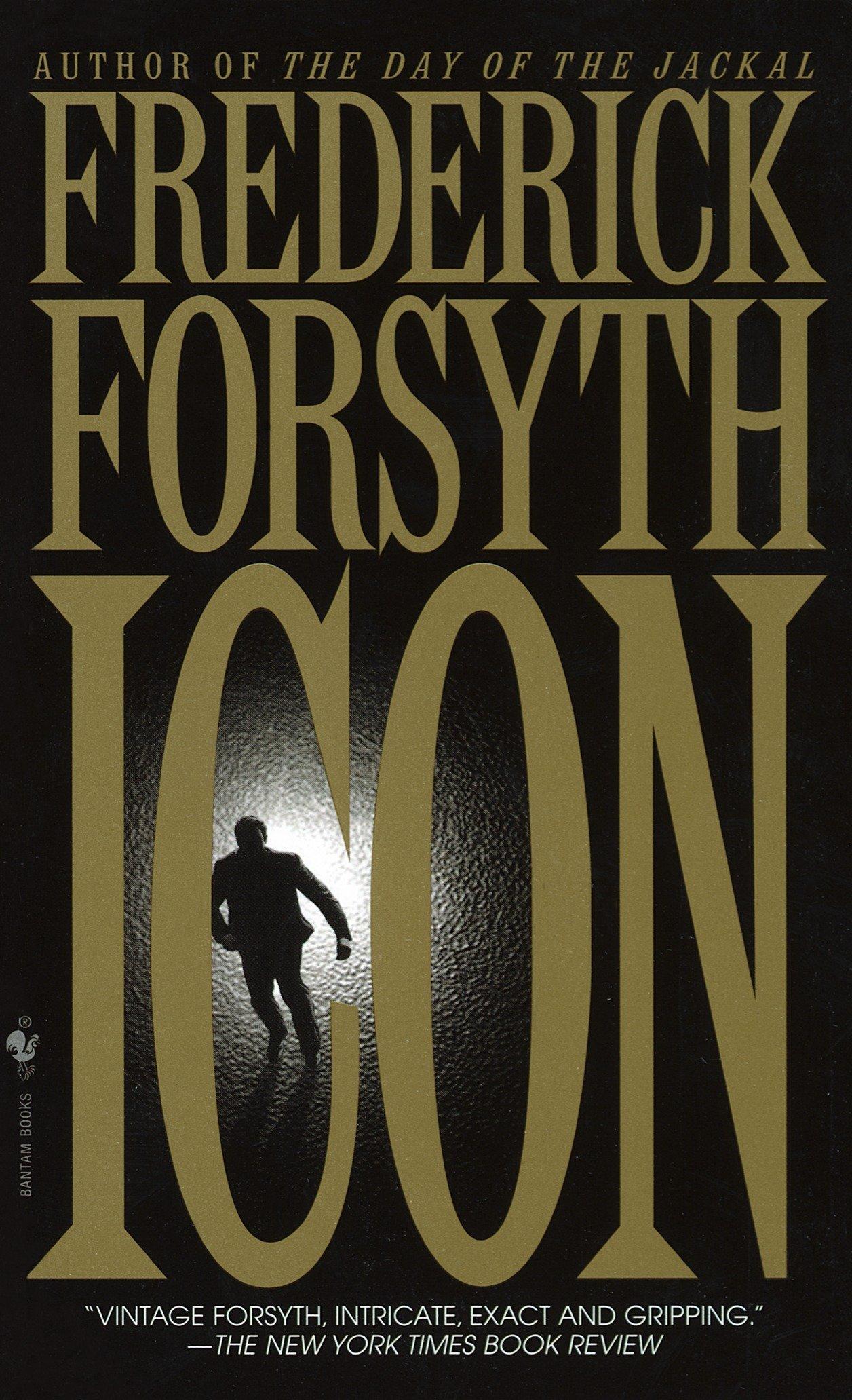 Icon: Frederick Forsyth: 9780553574609: Amazon.com: Books