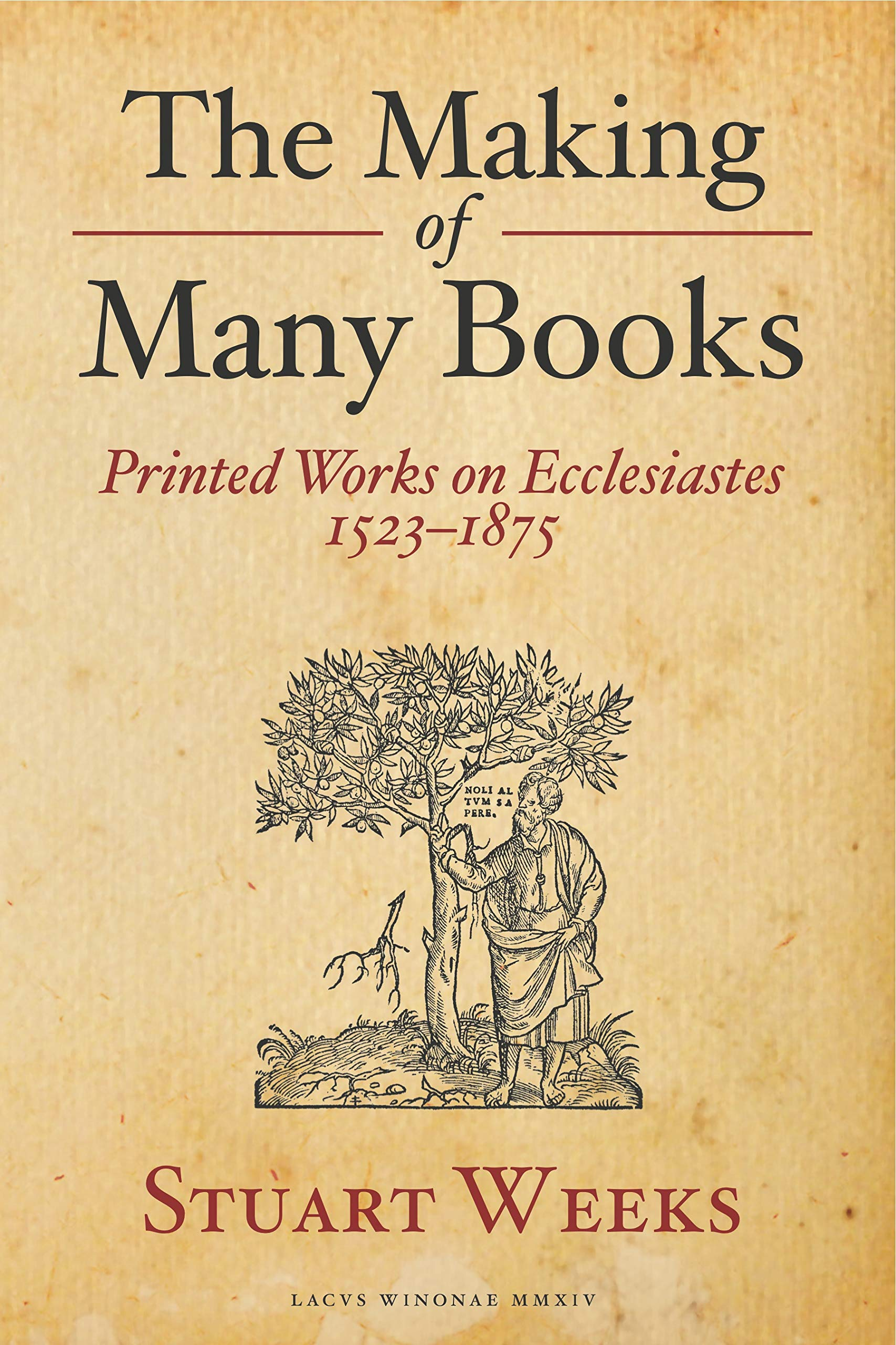About Classified Bibliography on Ecclesiastes