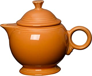 product image for Fiesta 44-ounce Covered Teapot, Tangerine