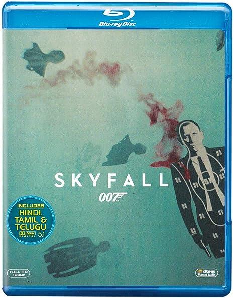 Amazon in: Buy 007: Skyfall - Daniel Craig as James Bond DVD