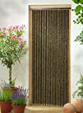 Rideau décoratif Rideau de perles Rideau de porte « Sumatra» env. 90x200 cm (lxh)