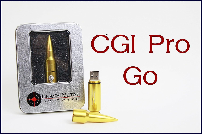 Bullet USB CGI Pro Go