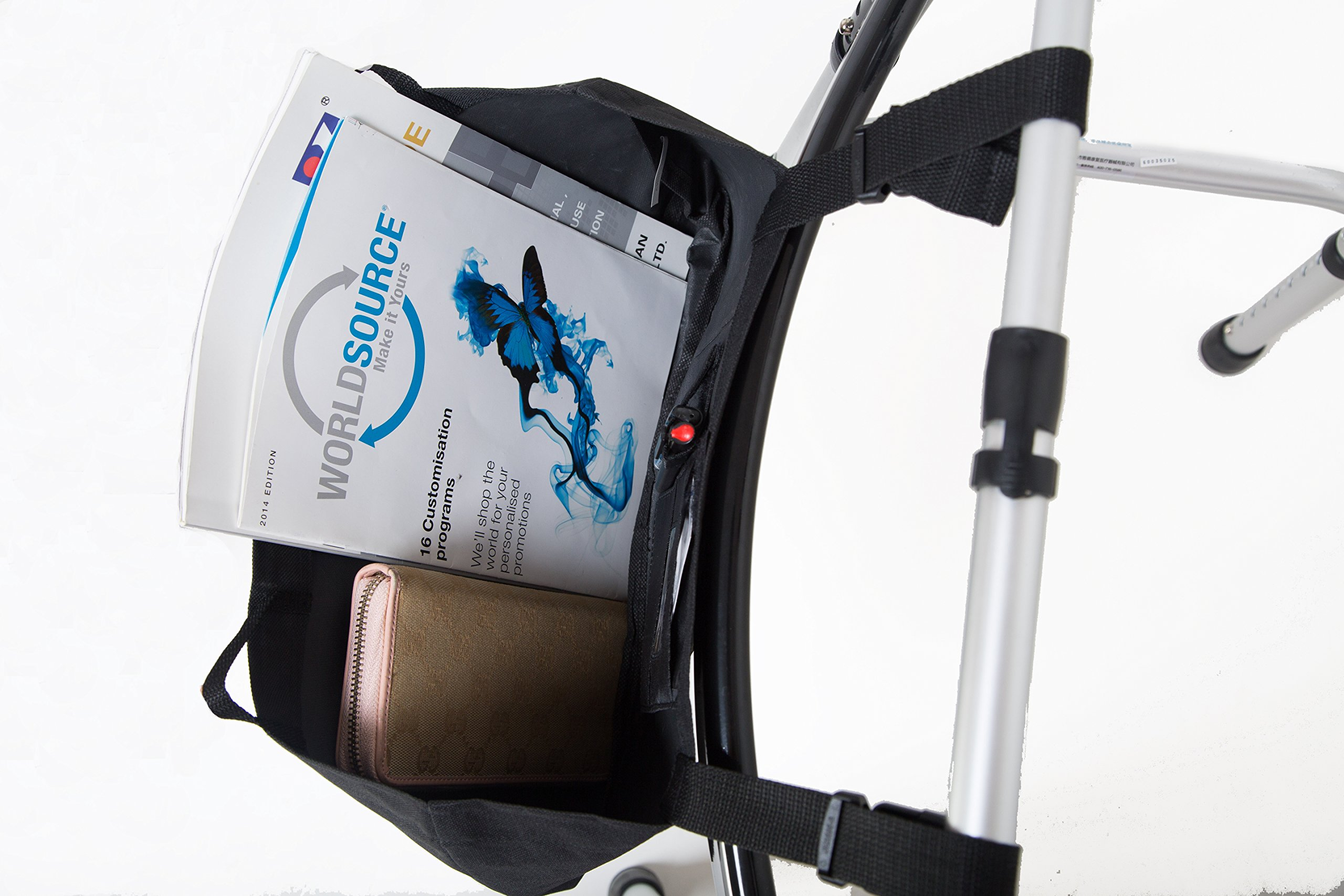 Rms Walker Bag Universal Fit For Most Walkers Rollators