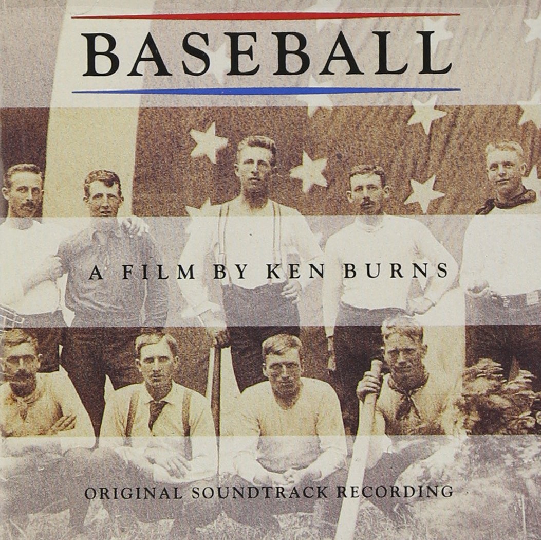 Baseball: A Film By Ken Burns - Soundtrack sold out Recording Original Ranking TOP9