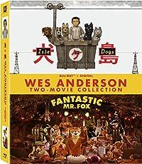 Isle of Dog & Fantasitc Mr. Fox (Blu-ray + Digital);Blank - None