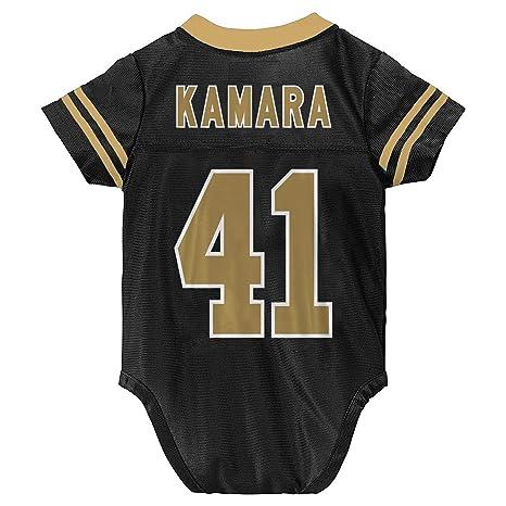 fa56a227e Outerstuff Alvin Kamara New Orleans Saints  41 Newborn Infants Home Player  Bodysuit Jersey (18