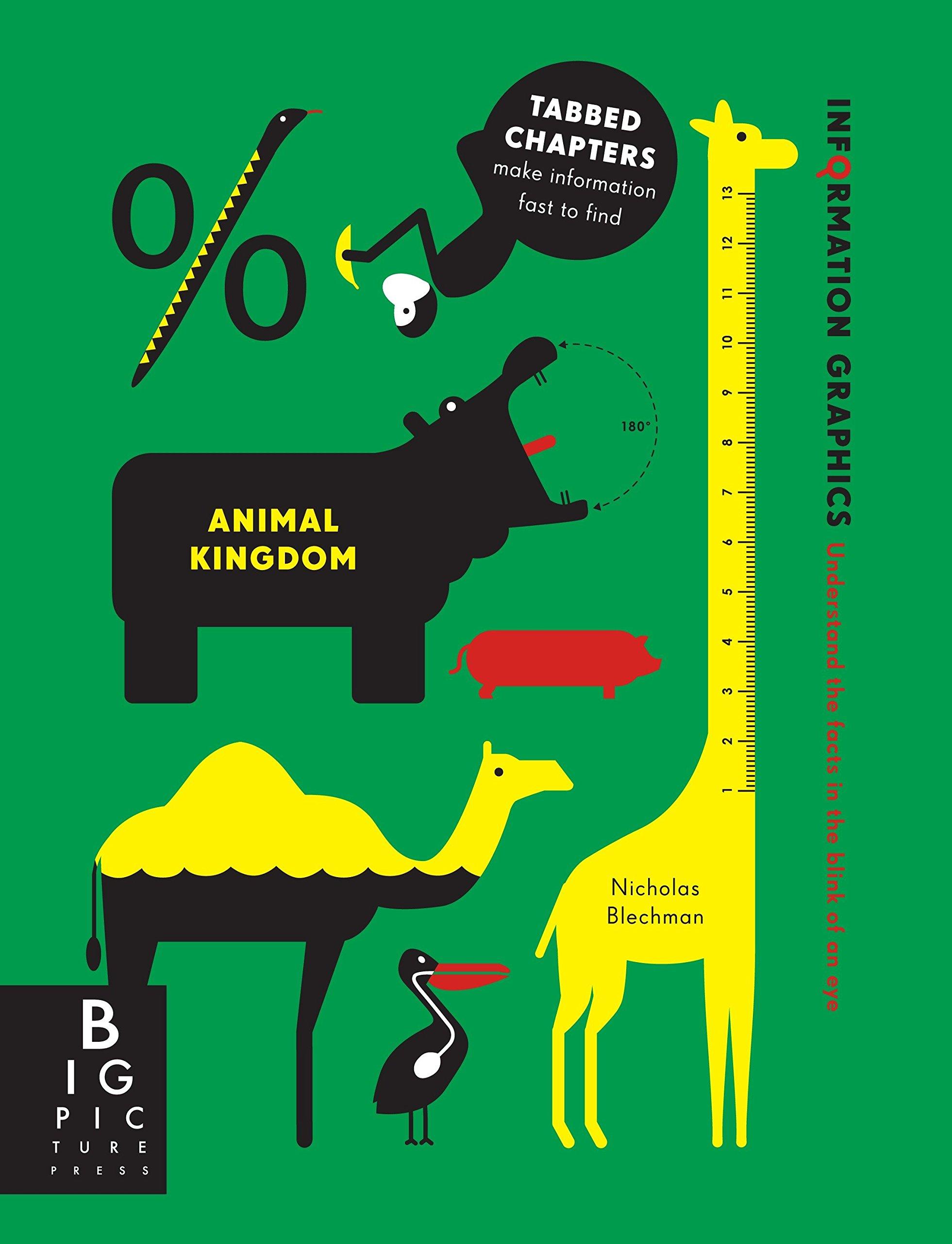 Information Graphics: Animal Kingdom pdf