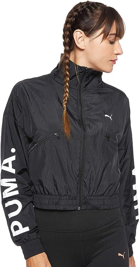 PUMA Soft Sports Jacket Damenjacke