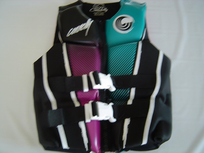 ファッションの CWB Connelly Ski ネオプレンベスト レディース クラシック XS ブラック Connelly CWB XS/ティール/ピンクデザイン B01M3QTMJS, かながわけん:6094c1df --- a0267596.xsph.ru