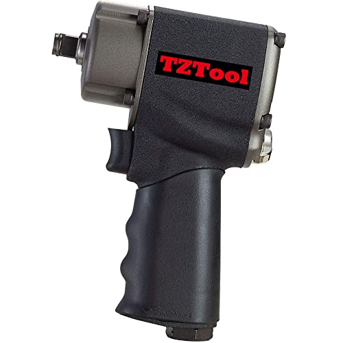 TZTool 1000 Turbo 1 2 impact wrench MAX 625 FTLBS Tire and Tight spaces impact gun