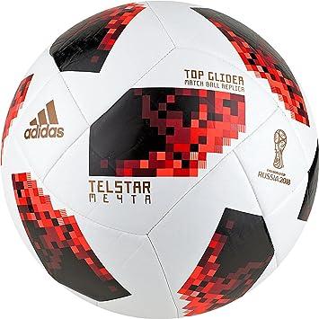 e5414b4967a84 adidas FIFA Campeonato Mundial de Knockout Top Glider - Balón de fútbol   Amazon.es  Deportes y aire libre