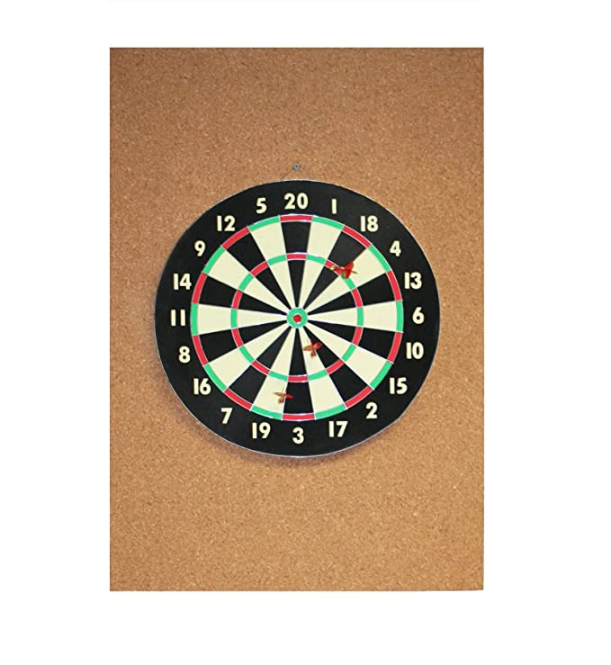 Jelinek Cork Group Dart Board Backer – The Most Affordable Backboard
