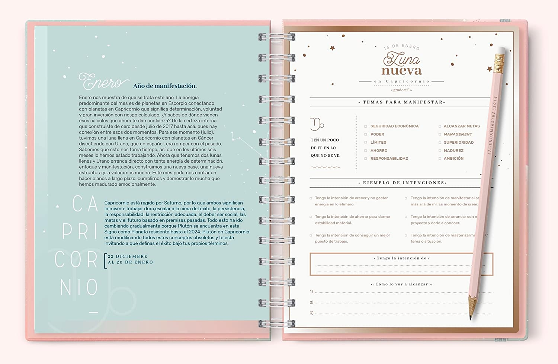 Agenda Miastral 2018: Amazon.es: Oficina y papelería