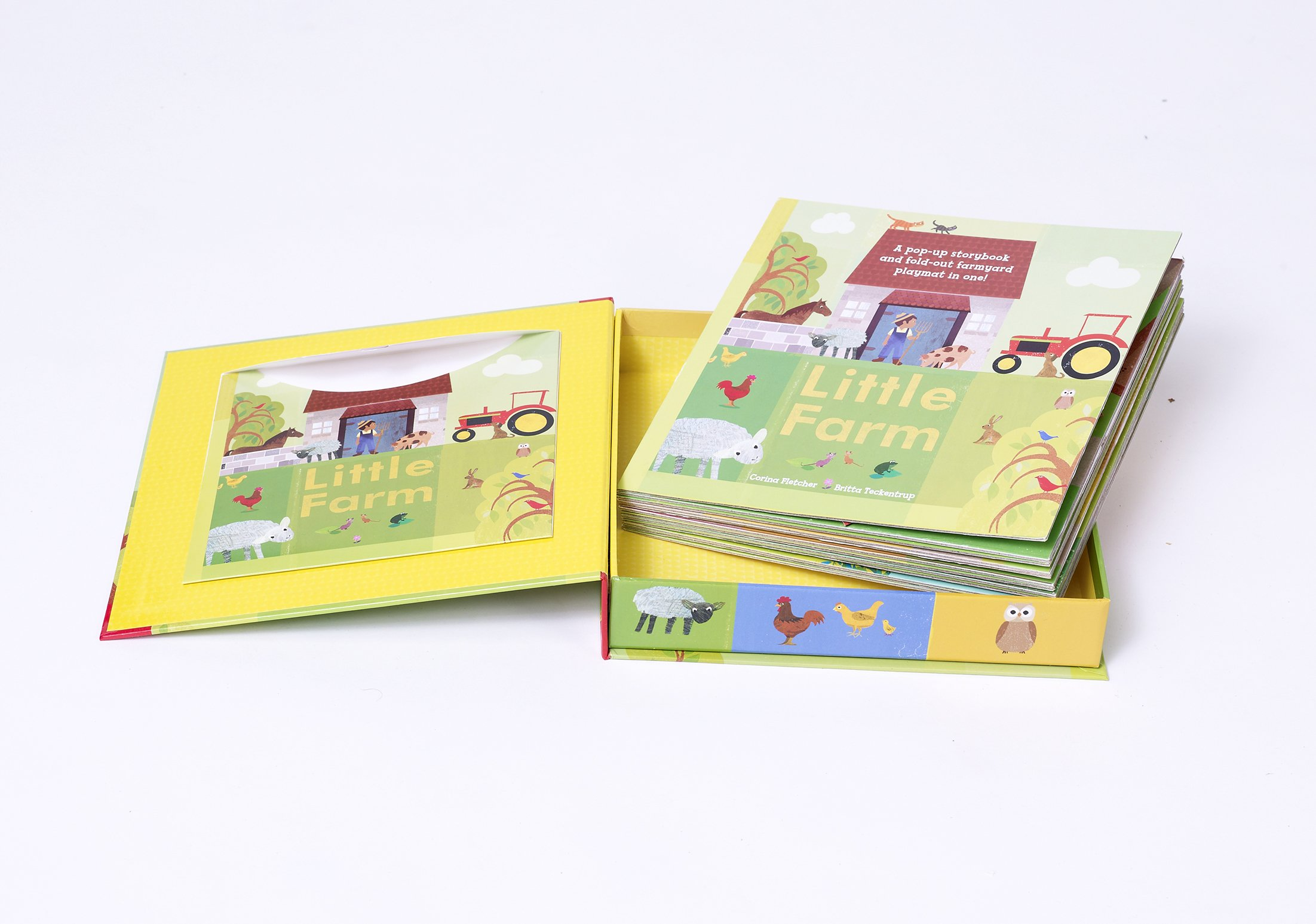 Playbook Farm by Brand: Nosy Crow (Image #3)