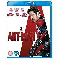 Ant-Man [Blu-ray] [Region Free]
