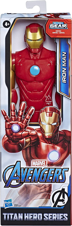 Avengers - Iron Man Figura, Multicolor, E7873ES0