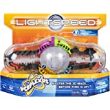 Perplexus Light Speed Game, 3D Brain Teaser Maze with Lights and Sounds for Kids Aged 7 and Up