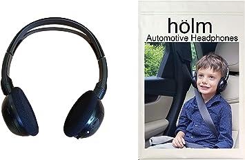 GMC Acadia Wireless Headphones Folding 2 Channel IR All Model Years /& Trims
