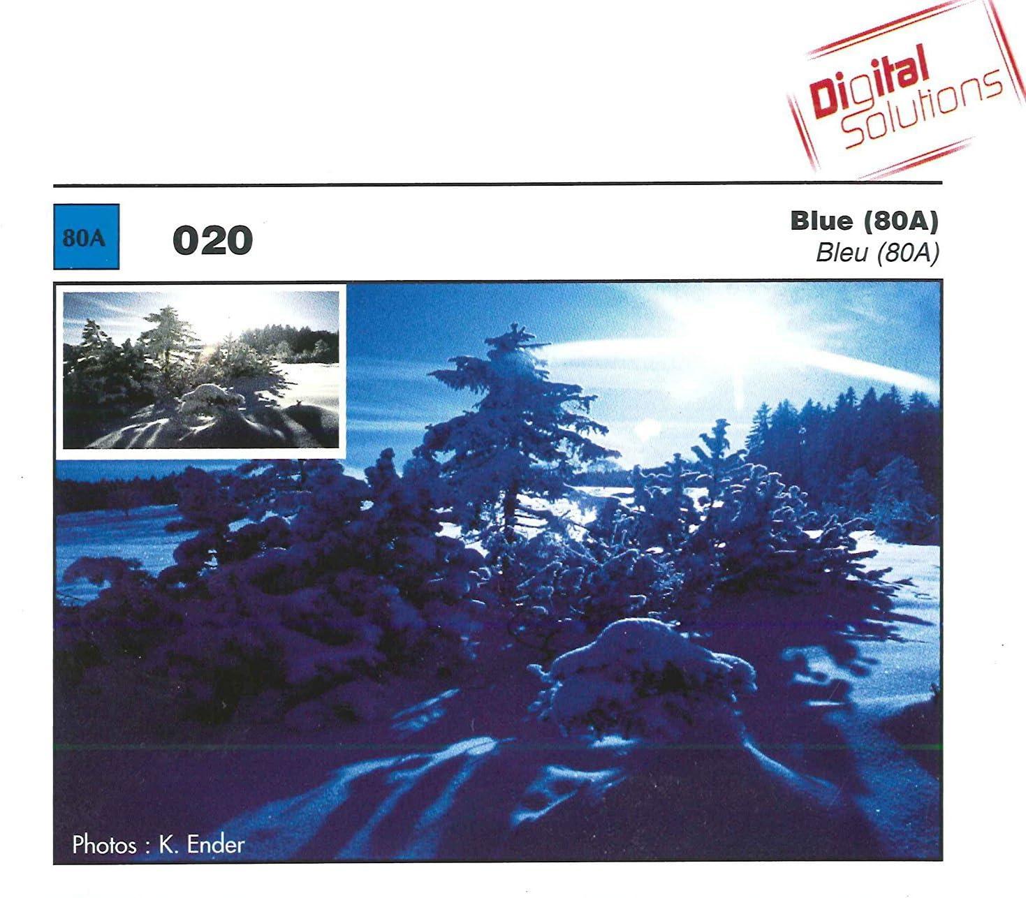 Blue Cokin Creative Filter A020 80A