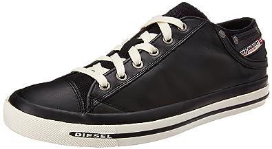 Fang Farben und auffällig gutes Geschäft Diesel Herren Magnete Exposure Low I - Sneaker Sneakers