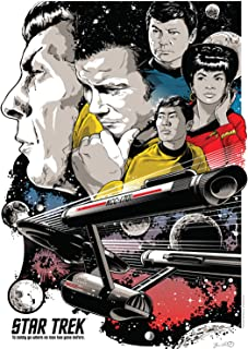 product image for Buffalo Games - to Boldly Go Where No Man Has Gone Before - 500 Piece Jigsaw Puzzle