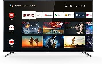 TCL 50DP660 Televisor 50 Pulgadas, Smart TV con Resolución 4K UHD ...