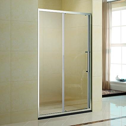 Kleankin 395x7475 Aluminum Semi Frameless Bypass Sliding Glass