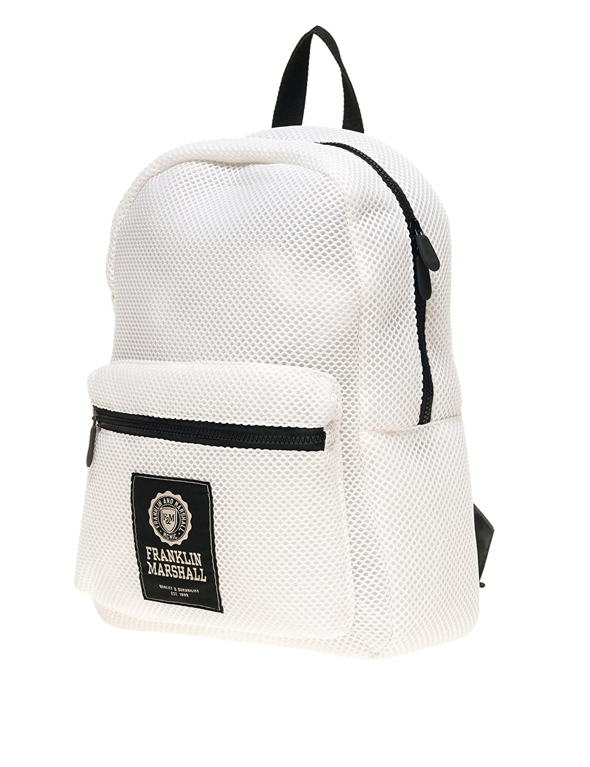 Franklin   Marshall UA968 Polyester White Bag One Size  Amazon.co.uk  Shoes    Bags 60c5d557a2547