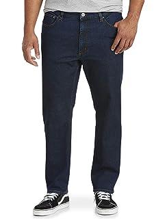 Demon&Hunter 802 Straight Series Hombre Pantalones Vaqueros ...