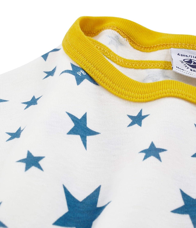 Petit Bateau Jungen Brief Zweiteiliger Schlafanzug