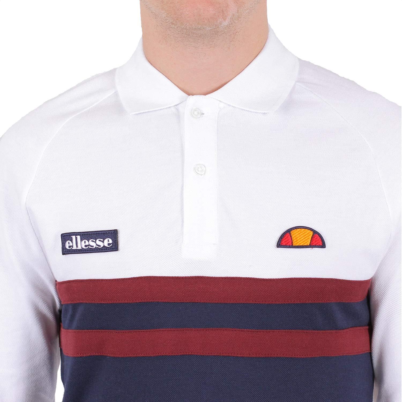Ellesse Men Polo Shirt Lovaro Rugby Top: Amazon.es: Ropa y accesorios