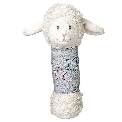 Kathe Kruse - Lamb Mojo Grabbing Toy : Baby