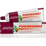 JASON Powersmile Toothpaste, Cinnamon Powermint, 6 Ounce