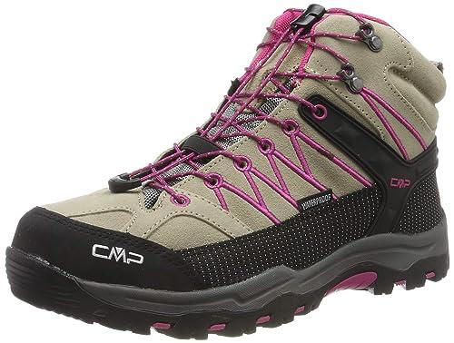 CMP Rigel Mid Zapatos de High Rise Senderismo Unisex