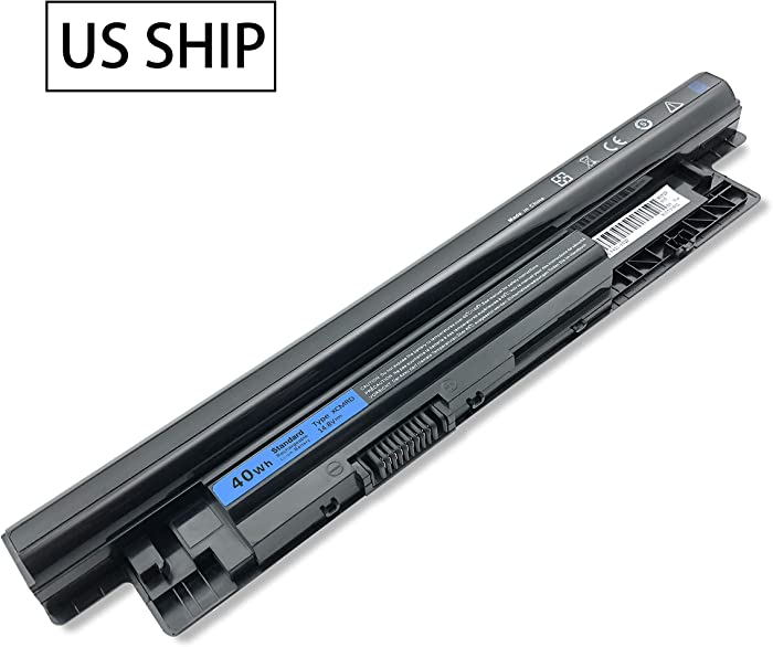 XCMRD 40Wh Battery for Dell Inspiron 15 3000 3521 3537 3542 3543 3541 3531 i3531 i3542-6000bk / 17 3721 3737 / 17R-5721 15R-5537/14 3421 5421 14R-5437 Latitude 3540 3440 Series P28F V8VNT YGMTN