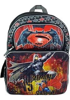 89cdd107ad Backpack - Batman vs Superman 16