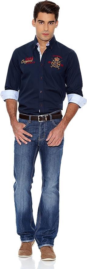 La Española Camisa Hombre: Amazon.es: Ropa y accesorios