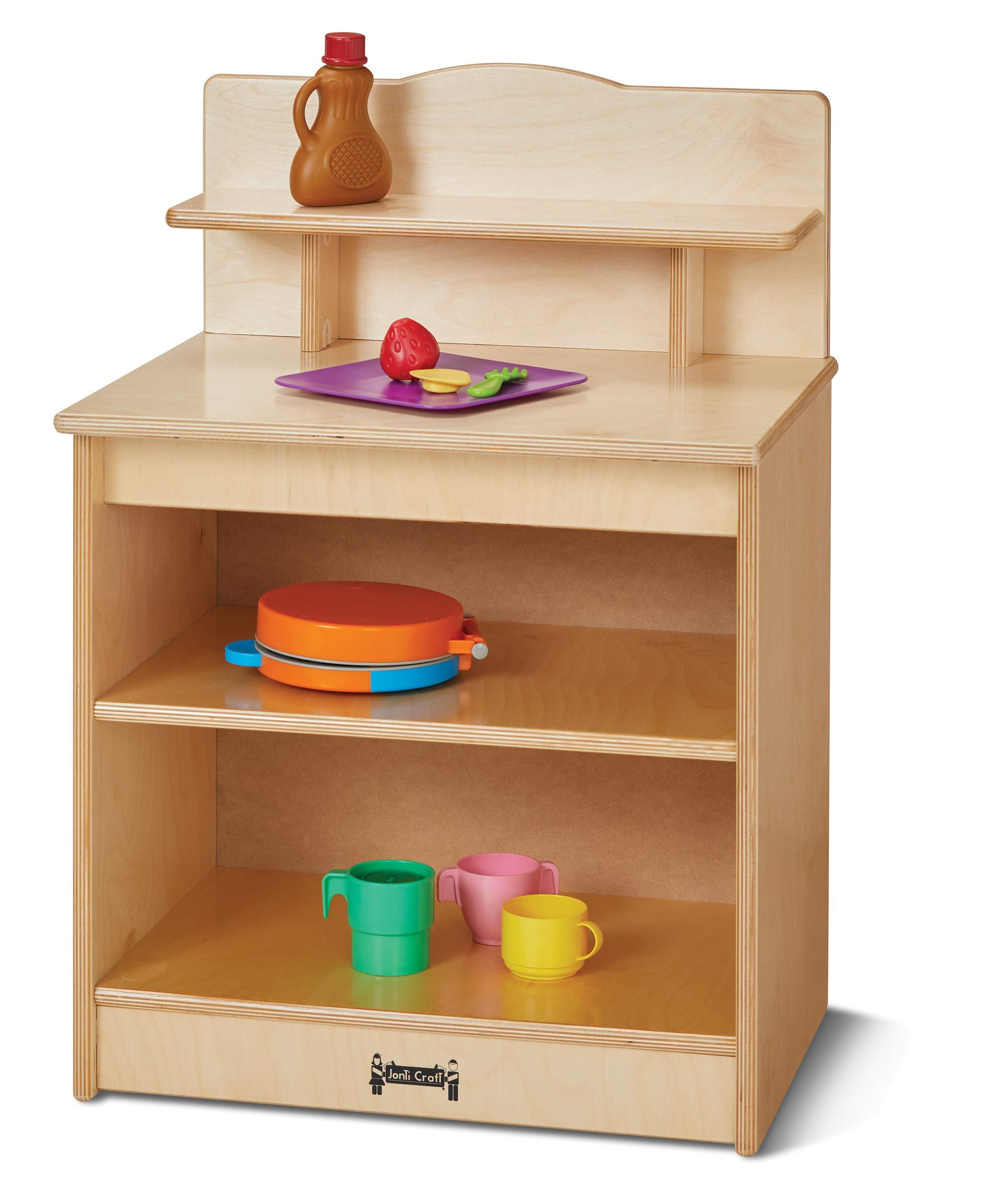 Jonti-Craft 2427JC Toddler Kitchen Cupboard
