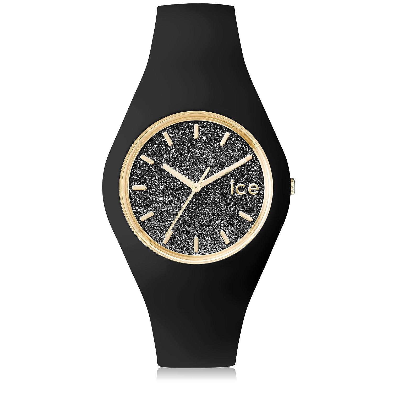 Top Ice-Watch Glitter Montre Femme Analogique Quartz avec Bracelet en  KV78